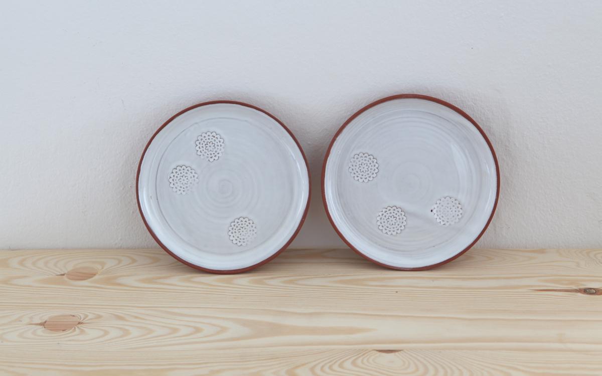 dezertní talířky aušus