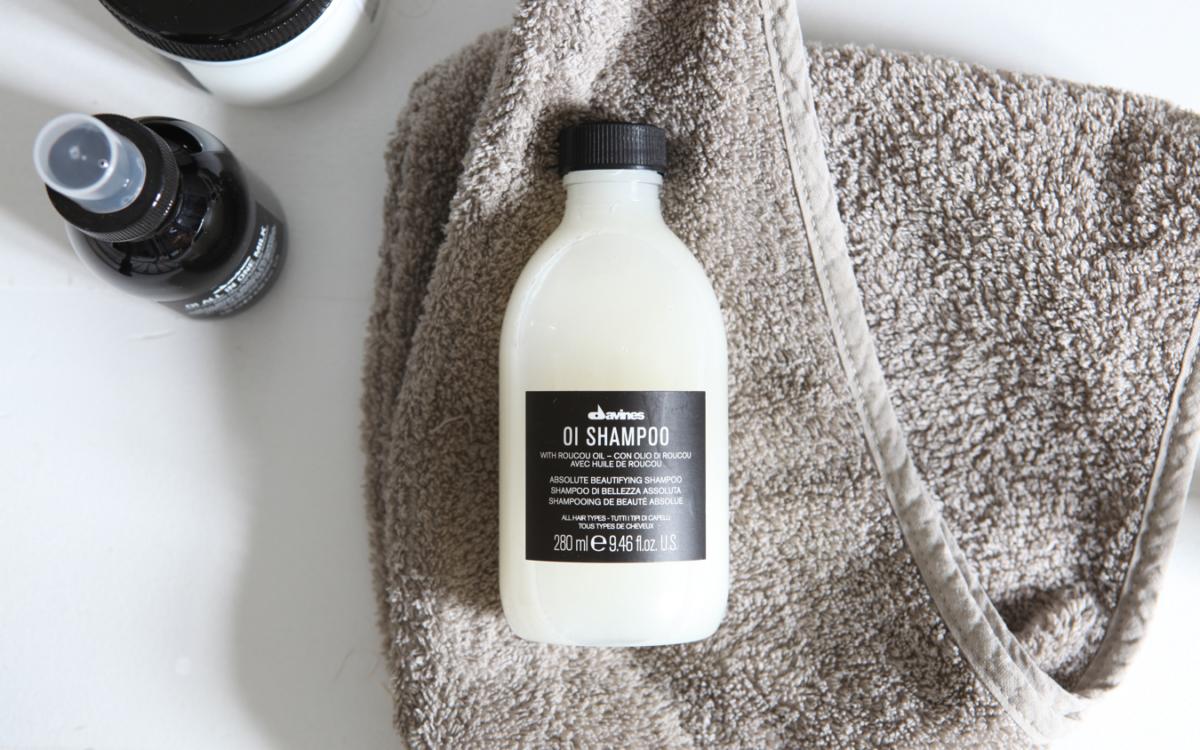 Šampón pro mimořádný lesk OI