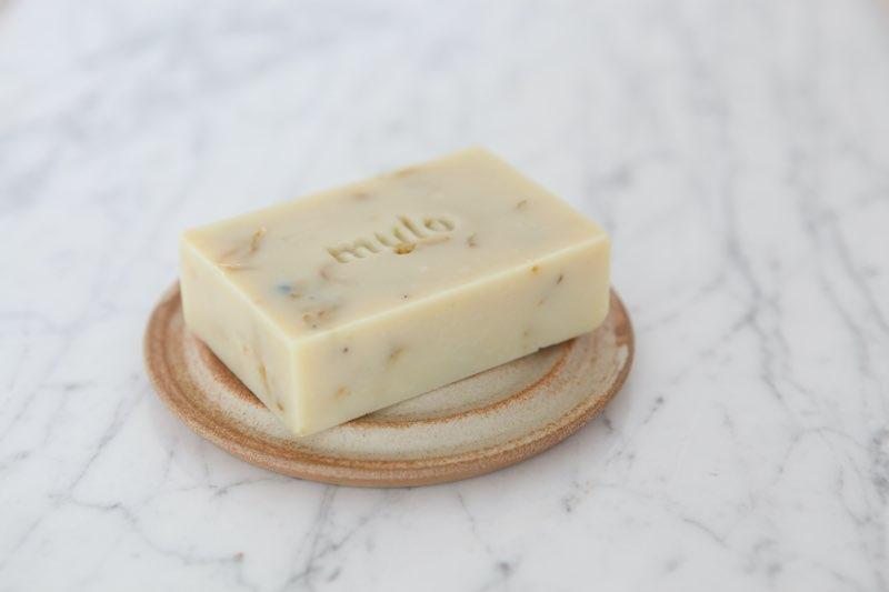 mýdlenka + mýdlo  v dárkovém balení